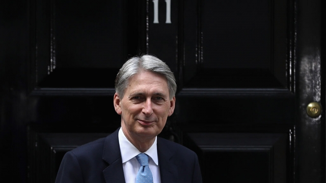 Philip Hammond: facing calls for bold Budget package (Photo: Getty)
