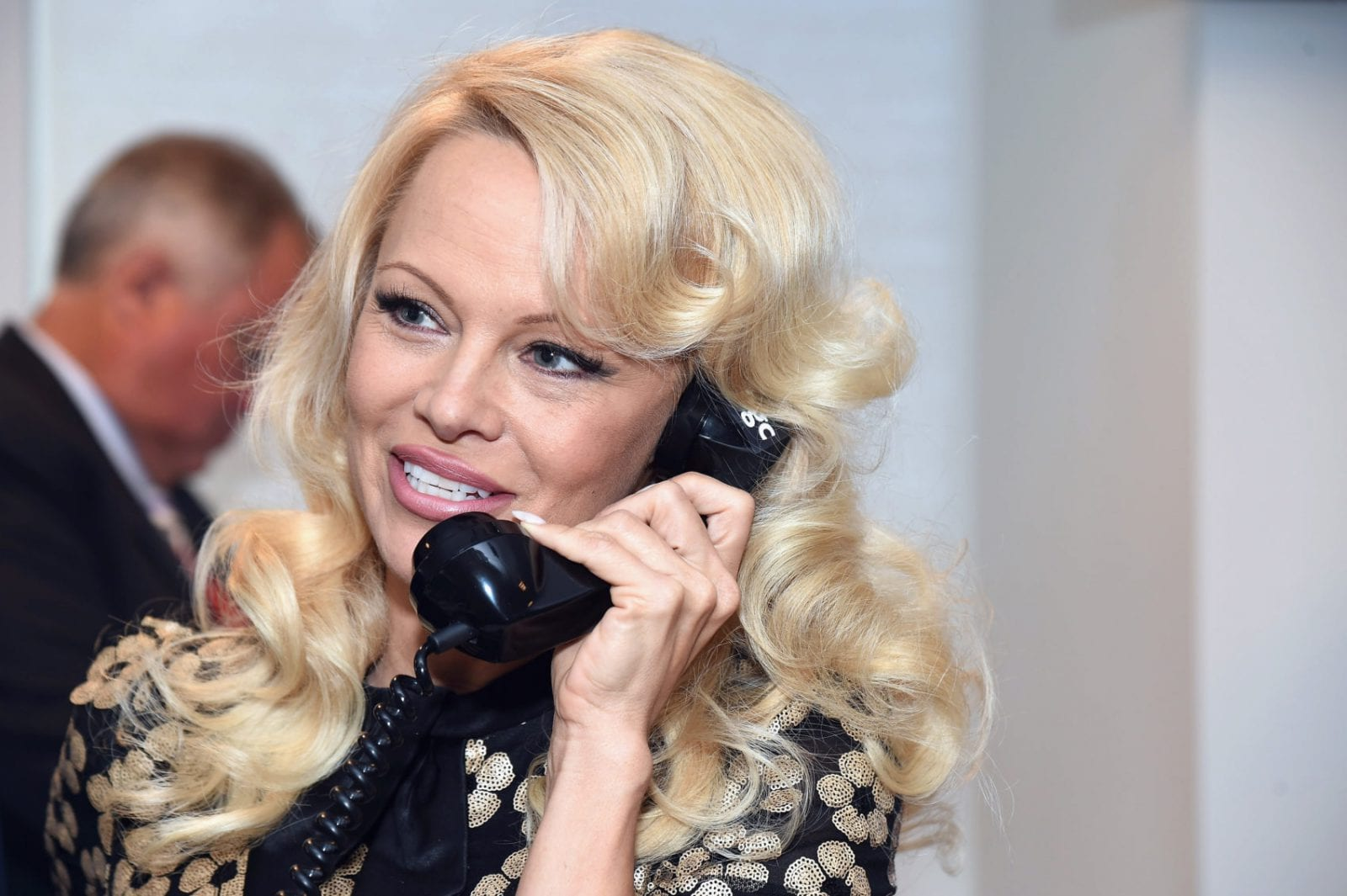 Pamela Anderson wants us to watch less porn and have more sex