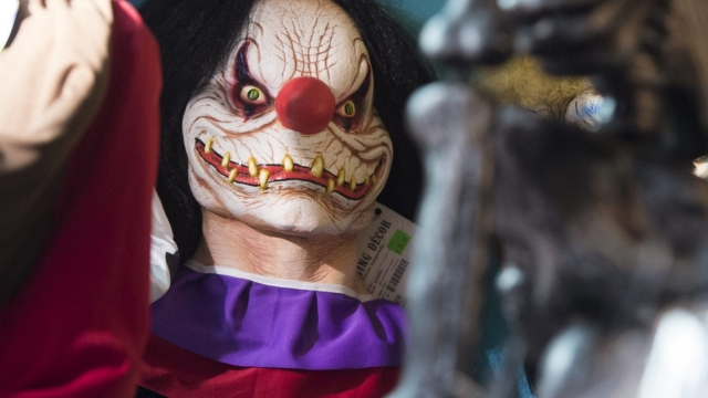 Police have warned against causing distress while dressed as a clown (Photo: Getty)
