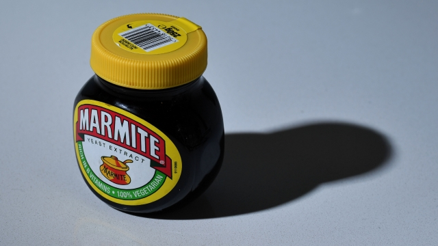 Marmite. (Photo credit Ben Stansall/AFP/Getty Images)