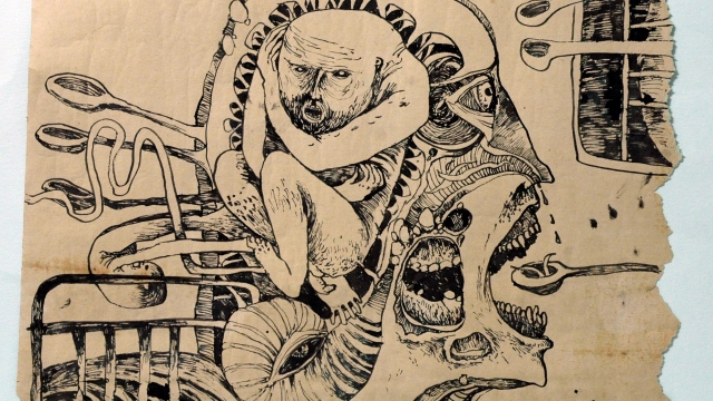 Outsider Art The Stunning Work Of Psychiatric Patients Mediums And The Homeless