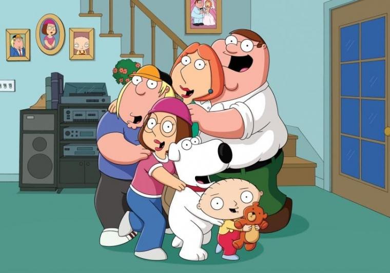 Family Guy (Photo: Fox)