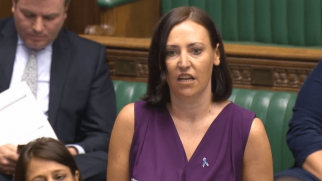 Labour MP Vicky Foxcroft