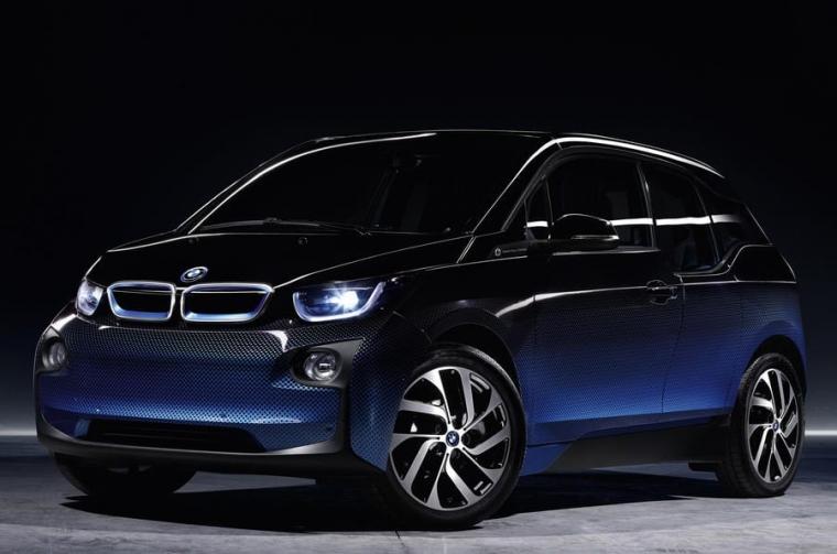 BMW i3 Crossfade