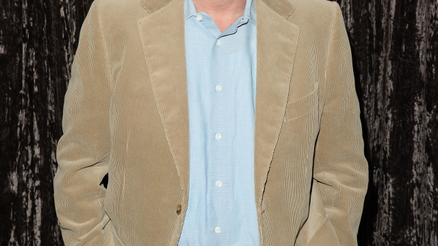 Writer/producer Aaron Sorkin