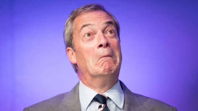 It's very unusual for Nigel Farage to be suggested as ambassador to the US