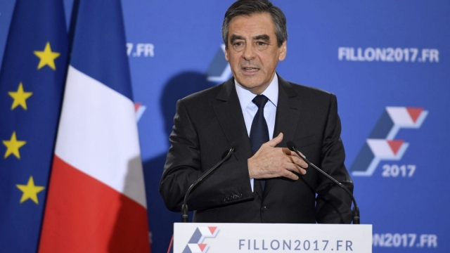 Francois Fillon has won the Republicans' candidacy for next year's presidential election. (Photo: Eric Fefeberg/AFP/Getty Images)