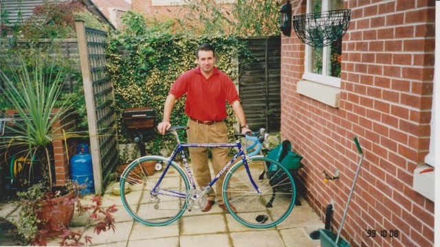Father-of-two Eric Codling was killed in 2013 when a drink-driver smashed into him while travelling at 70mph in a 40mph zone. He had been enjoying a Sunday morning bicycle ride. (Photo: ASH)
