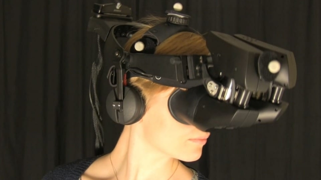 Oxford University virtual reality