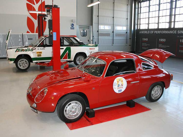 Zagato 750 Monza