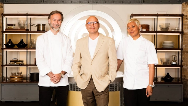 Marcus Wareing, Gregg Wallace and Monica Galetti are back for a new season of Masterchef the Professionals