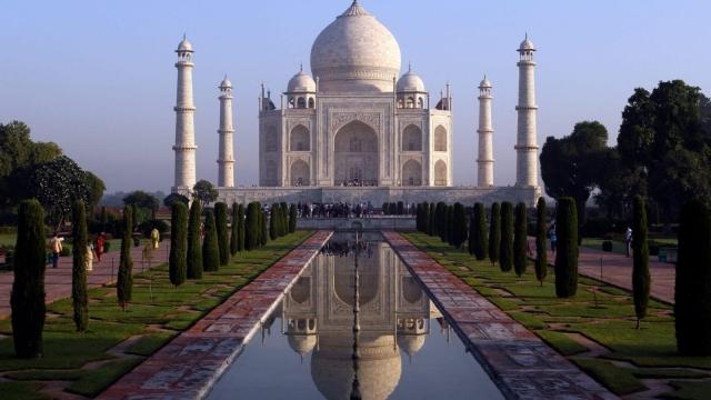 The Taj Mahal (Photo by Julian Finney/Getty Images)