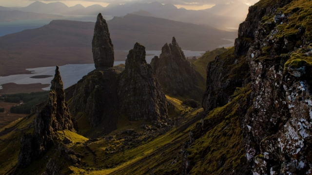 Skye's natural beauty has always attracted tourists (Photo: Getty)