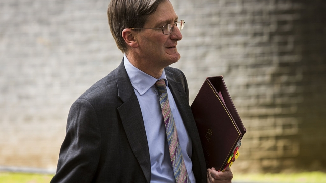 Dominic Grieve led the Tory rebellion over 'Brexit day' (Photo: Rob Stothard/Getty Images)