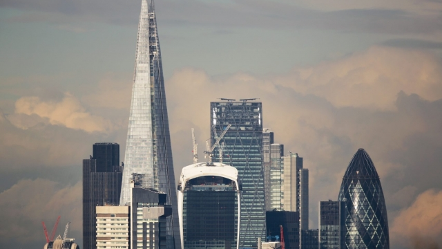 London is a global hub for financial services (Photo: Peter Macdiarmid/Getty Images)