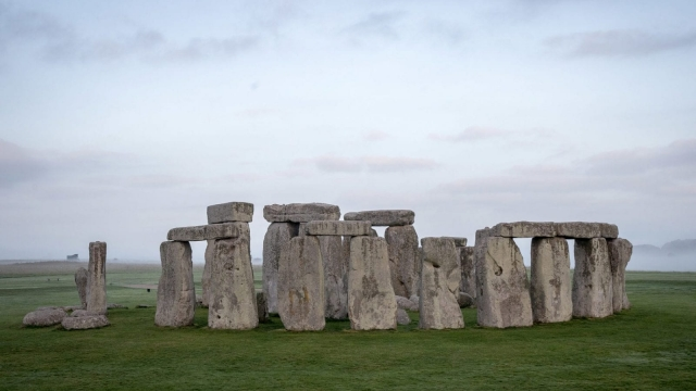 Heritage sites like Stonehenge are drawing more visitors from deprived areas (Photo: Getty)
