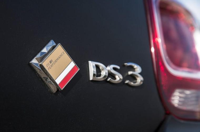 DS 3 Performance Black
