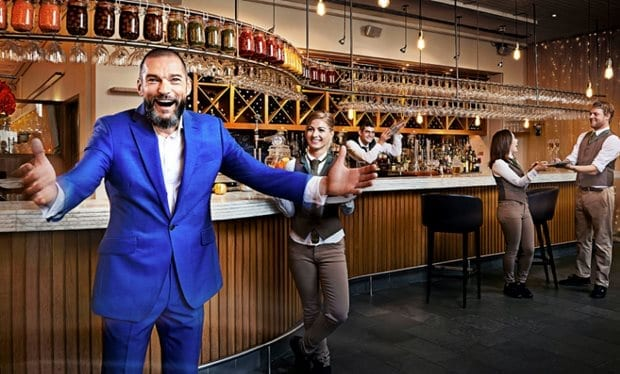 First Dates restaurant: where is the Paternoster Chop House in London?