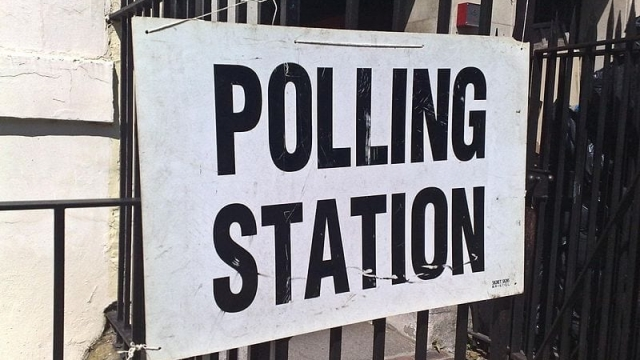 The general election will be held on June 8 (Photo: Getty)
