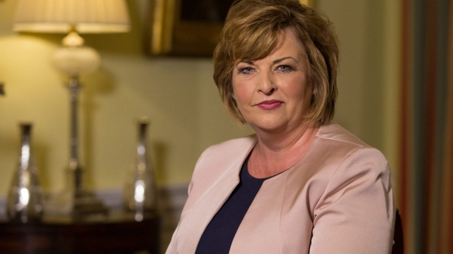 Fiona Hyslop, the Scottish Culture Secretary, said Section 40 could pose a threat to press freedom (Photo: Scottish Government)