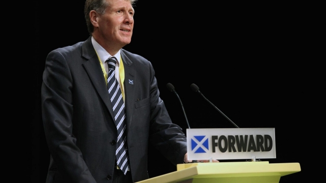 Kenny MacAskill said the Brexit vote raised the possibility of customs posts at the border with England (Photo: Getty)