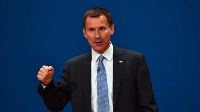 Jeremy Hunt said it was 'a great sadness' that the Conservatives plans for a 'dementia tax' were misrepresented by opponents.