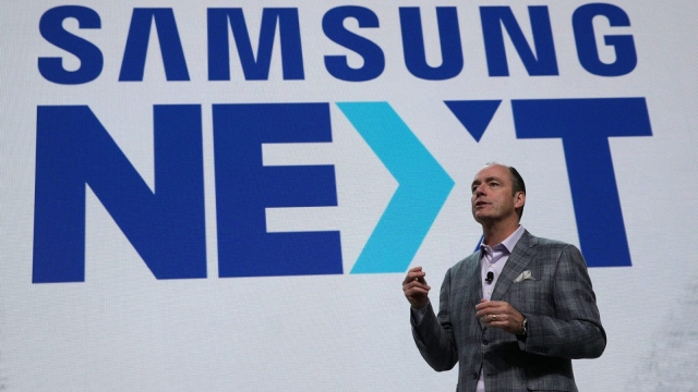 Tim Baxter, President and Chief Operating Officer of Samsung (Photo: Getty)