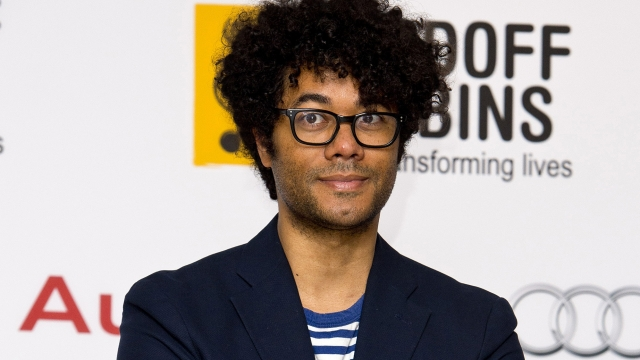 To the Crystal Dome: Richard Ayoade will host a new series of The Crystal Maze