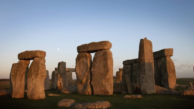 A major road running past Stonehenge is to be moved into a tunnel, the Transport Secretary has announced (Photo: Matt Cardy/Getty Images)