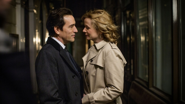 Ben Chaplin also starred in 'Apple Tree Yard', another drama centred around a sexual assault, earlier this year. Photo: BBC