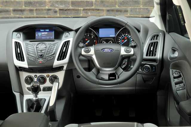 Ford Focus Estate interio