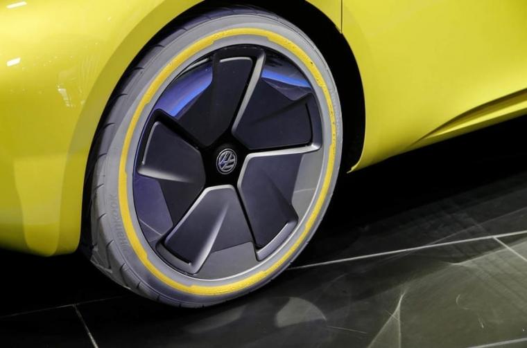 VW ID Buzz detail