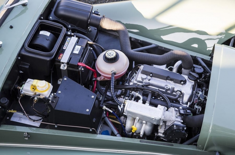 Caterham Seven Sprint engine