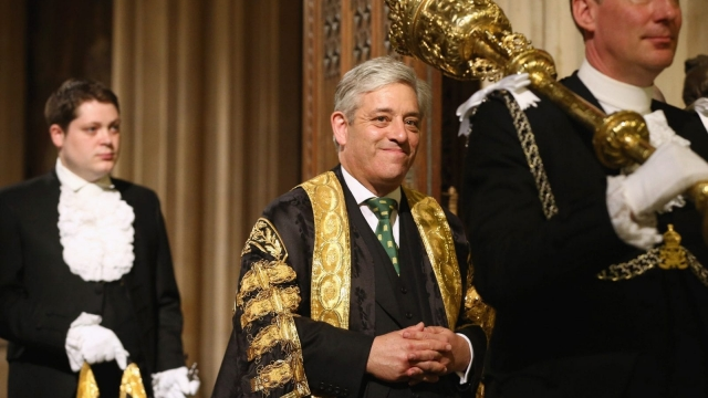 John Bercow is facing allegations of bullying by former a staff member