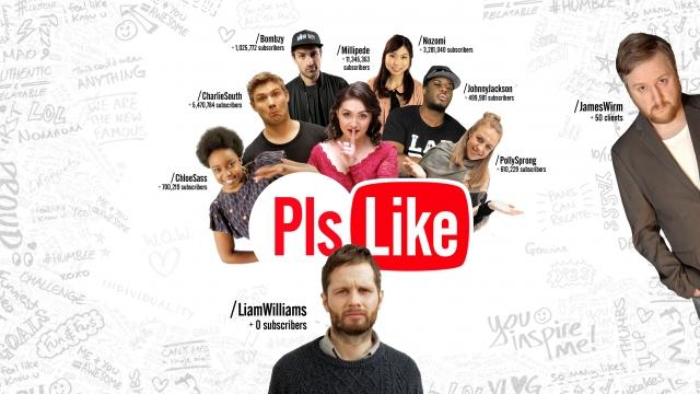 Liam Williams' new sitcom satirising the world of vloggers