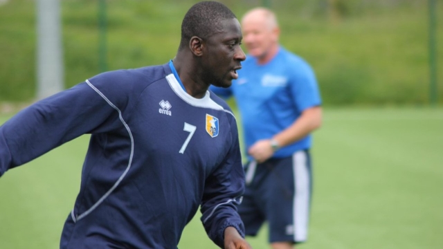Championship Manager cult legend Cherno Samba is making a move into coaching