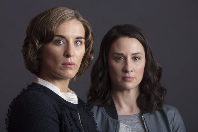 Paula (Vicky McClure) suggests Ellen (Morven Christie is no longer the most important person in her life following the birth of her daughter