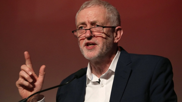 Jeremy Corbyn said Labour would not stand in the way of another referendum in Scotland (Photo: PA)