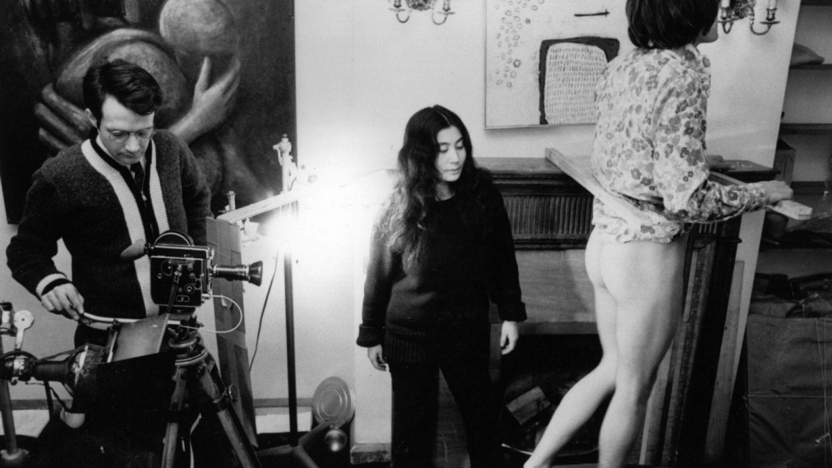 Royal Albert Hall lifts 1967 ban on Yoko Ono's naked Bottoms movie
