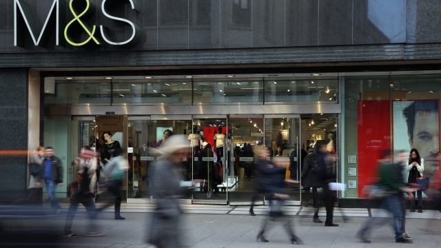 Marks and Spencer under fire for selling hijabs for school girls (Getty)