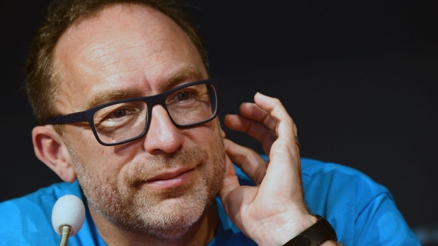 Wikipedia founder Jimmy Wales believes young people need to learn that failure is a good thing