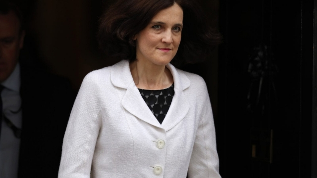Theresa Villiers asked whether it is it time to consider arming police who guard sensitive sites known to be of interest to terrorists like Parliament.