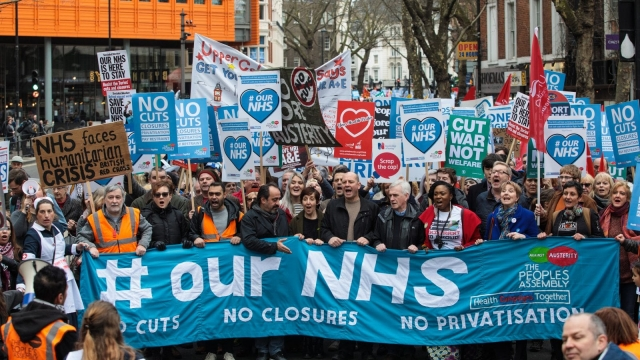 The future of the NHS will be a key issue during the 2017 general election campaign.
