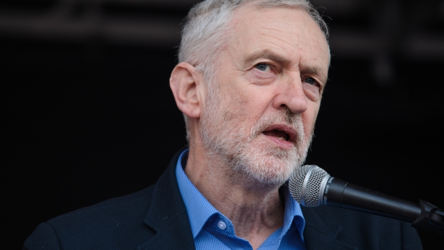 Jeremy Corbyn: unapologetic in his support fro union rights (Photo: PA)