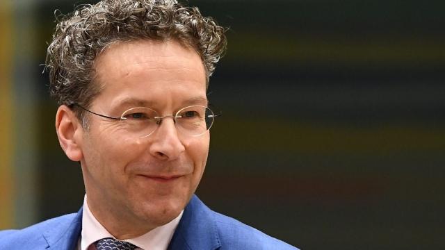 Eurogroup President and Dutch Finance Minister Jeroen Dijsselbloem (Photo: Getty)