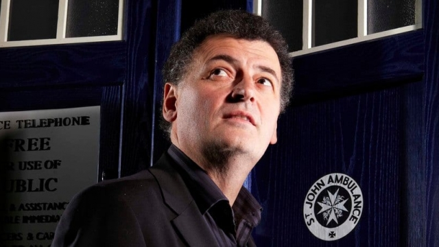 Steven Moffat: 'Doctor Who is a pressure cooker. It can be tough so you need to choose your friend wisely.'