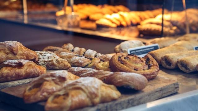 Bakery pastries