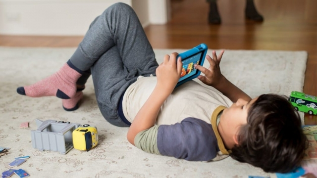 Parents can monitor their children's online movements through the new Dashboard (Photo: Amazon)