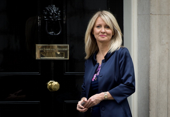 Esther McVey: set for a rapid return to the House of Commons (Photo: Leon Neal/AFP/Getty Images)