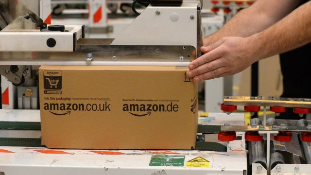 Amazon has benefited from Scottish Government grants (Photo: Getty)